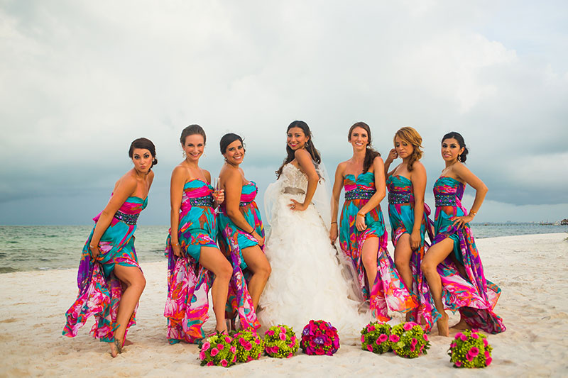 Weddings Villa de Palmar Cancun