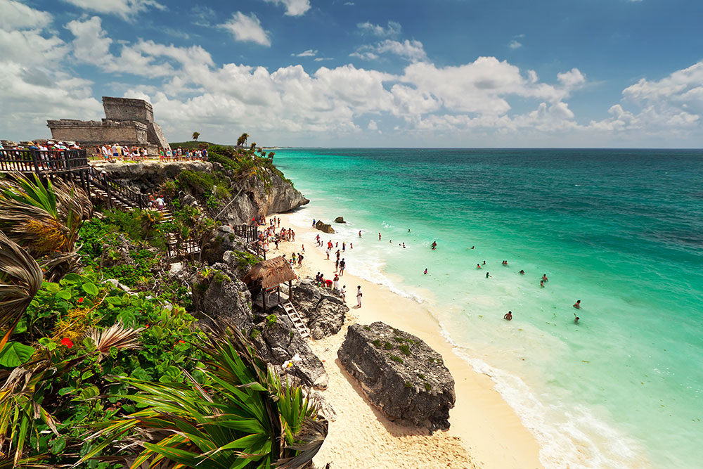 Cancun is Rich in History
