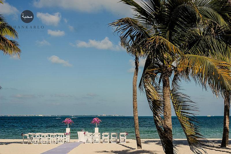 Villa Del Palmar Cancun Weddings