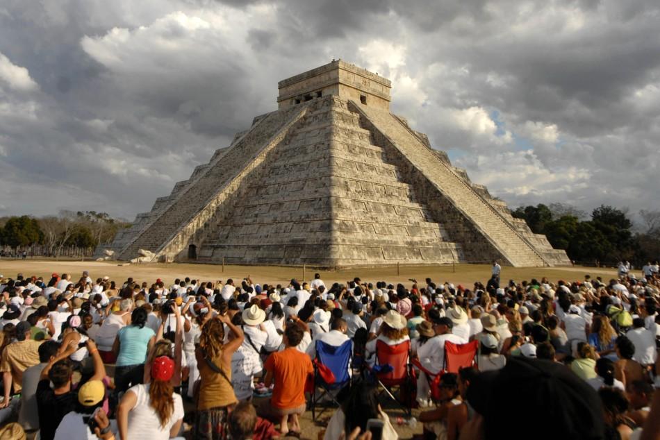 winter solstice celebrations in cancun