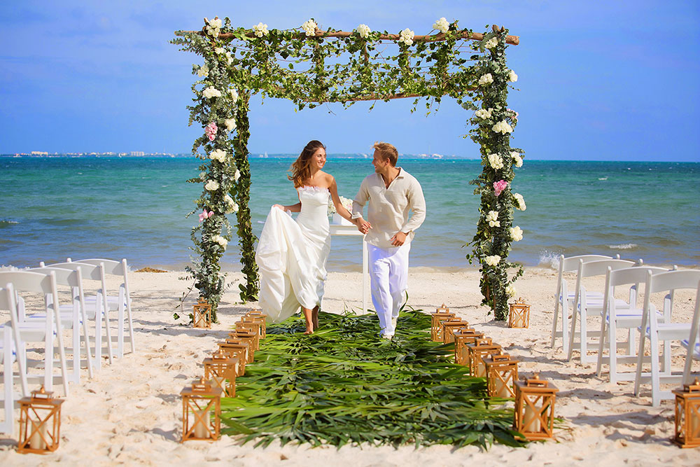 Remarkable Cancun Weddings For Exceptional Couples