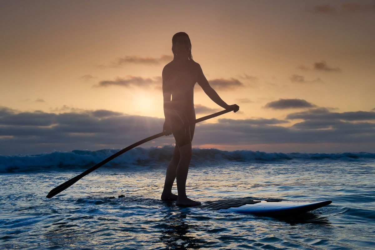 Stand Up Paddle Boarding A Healthy Activity For All Ages