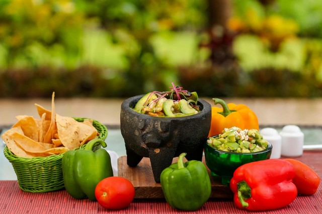 Mexican Cuisine - Cancun