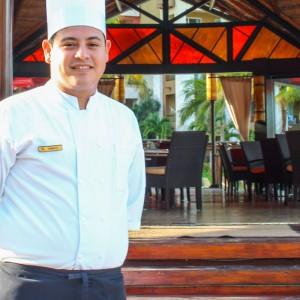 Zamas Chef Ciro Ernesto Gutierrez