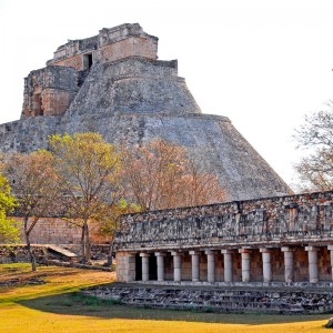 Uxmal an Authentic Mayan Experience near Cancun