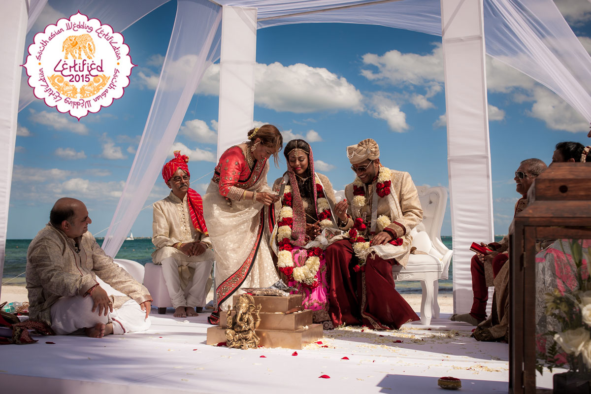 South Asian Wedding Certification for Our Senior Event Planner