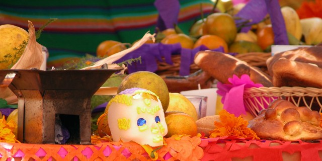 Food for the Day of the Dead