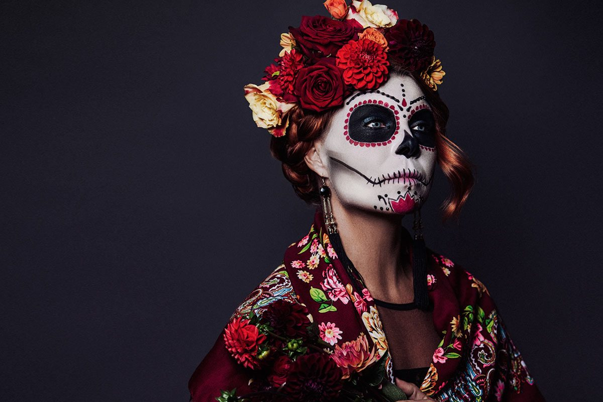 visit cancun for halloween and day of the dead