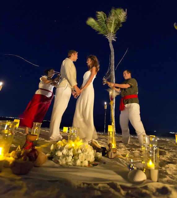 Symbolic Ritual for Wedding - Lasso Ceremony