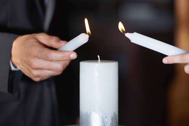 Symbolic Ritual for Wedding - Unity Candle