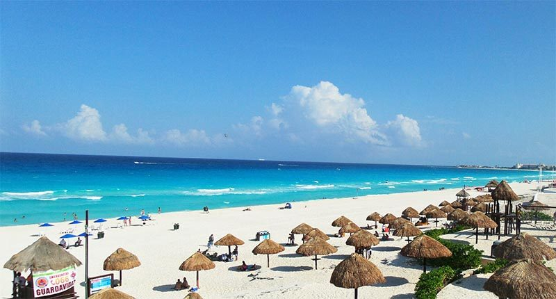 Playa Delfines: The iconic beach in Cancun