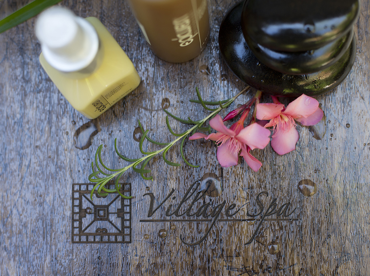New spa treatment at the village spa for 2016