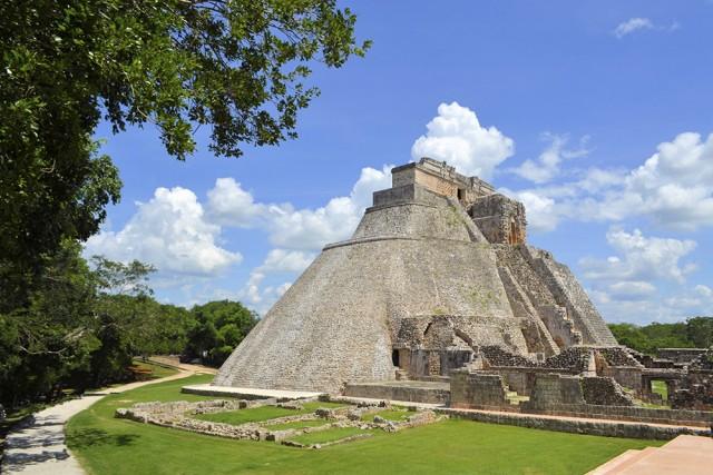 Uxmal en Yucatán, México