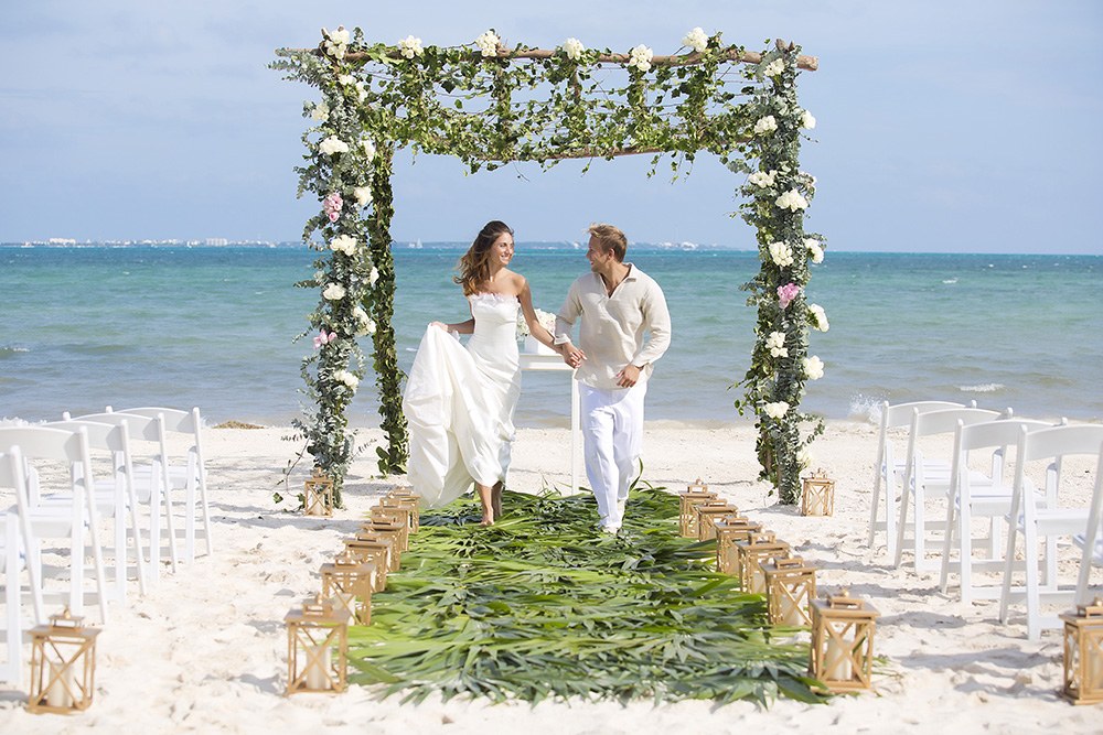 Wedding Packages at Villa del Palmar Cancun