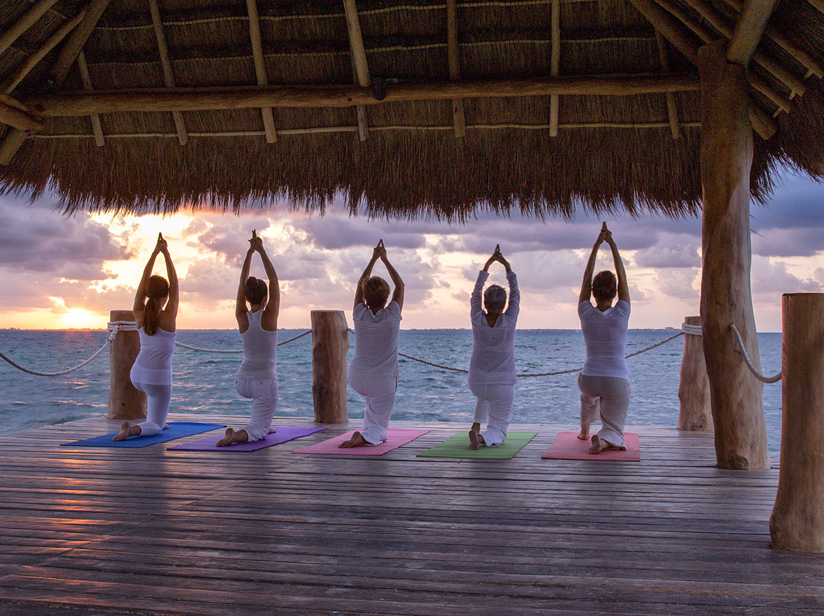 New Wellness Activities at Cancun's Top Resort
