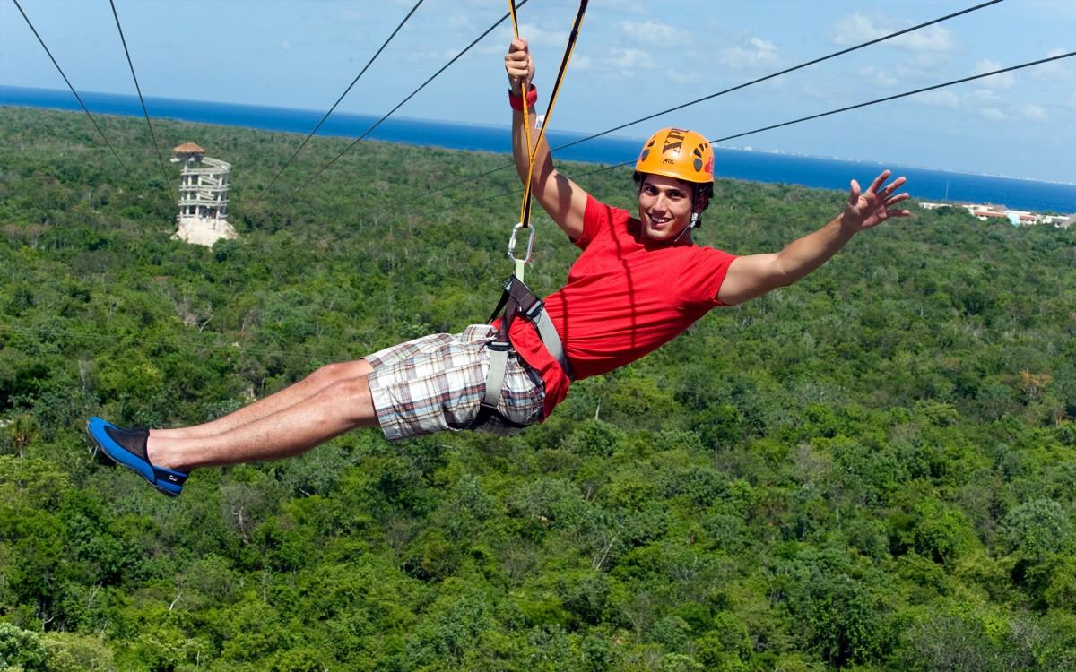 Adventure Parks Cancun