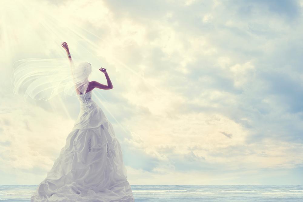 Floaty, Whimsical Wedding Dresses