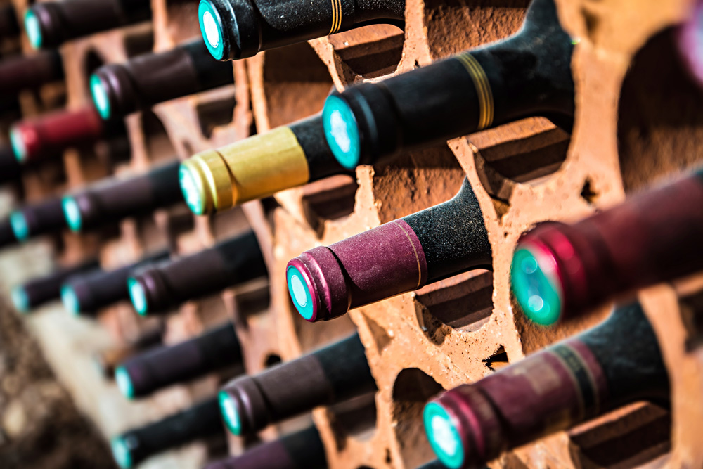 How expensive is the wine at Villa del Palmar Cancun?