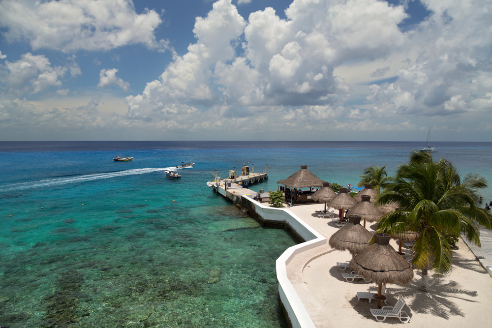 The Island of Cozumel