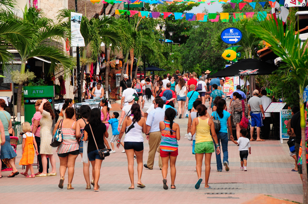 what to do when you arrive in playa del carmen