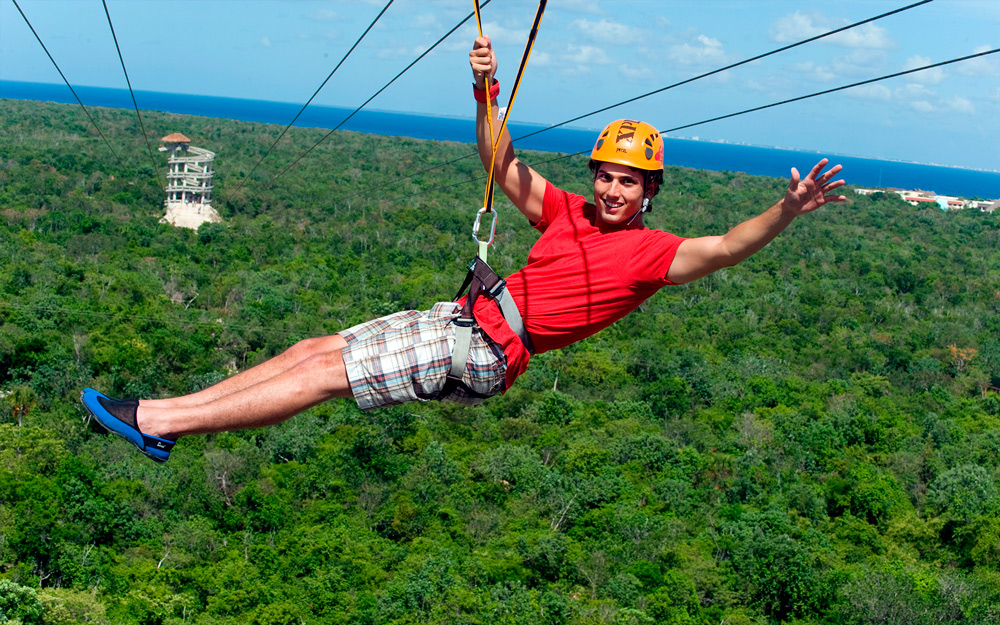 Canopy Tours in Cancun and the Riviera Maya