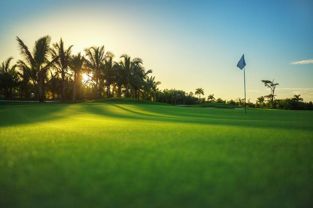 Golf Burning Calories