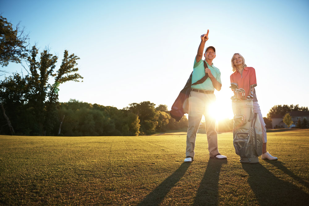 Golf - Good for your heart?