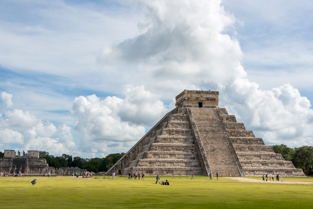 UNESCO World Heritage Sites -  Chiche Itza Mexico