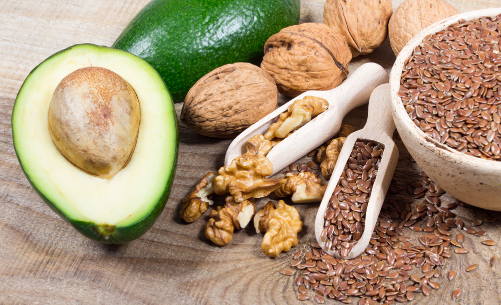 Get your fix of healthy fats