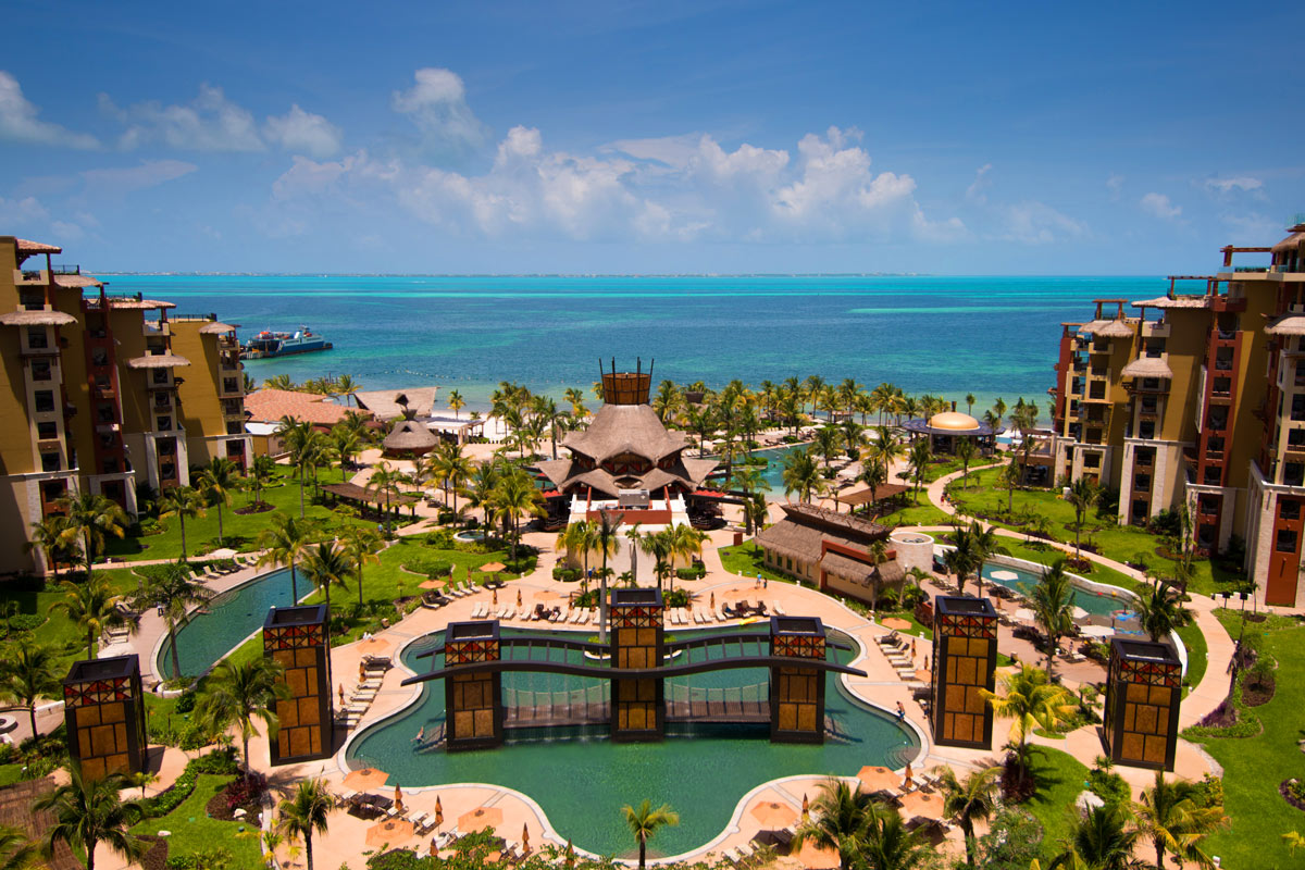 Top All Inclusive Vacation Resorts: Villa del Palmar Cancun