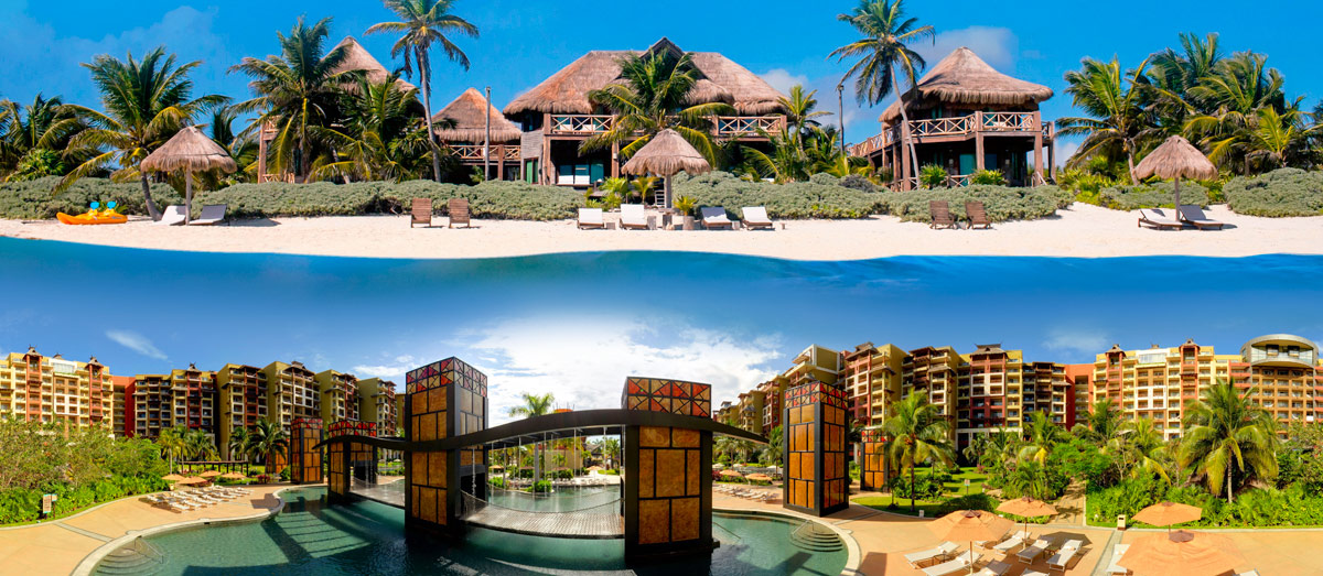 Luxury Getaway Packages to Cancun and Sian Ka'an