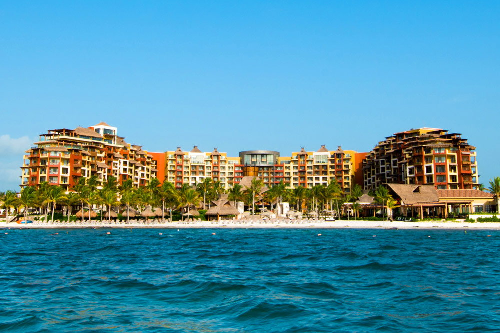 Villa del Palmar in Cancun