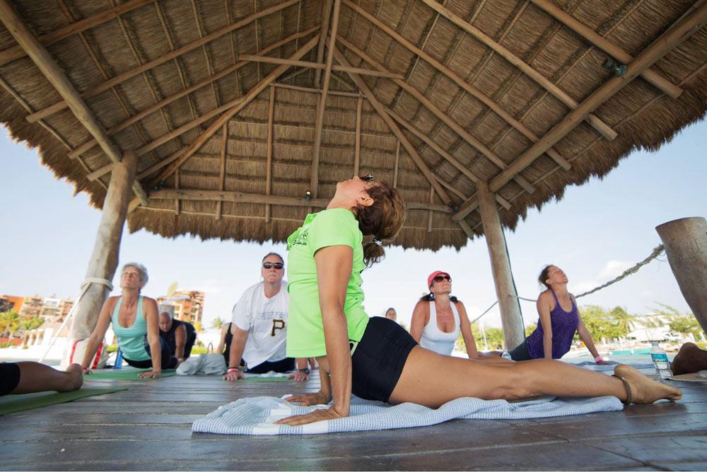 Stretch with Yoga
