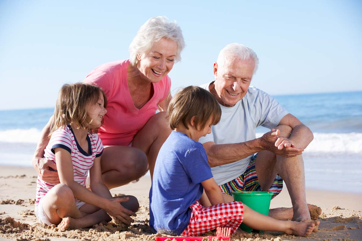 Taking Elderly Parents On Vacation