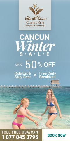 Winter sale Cancún