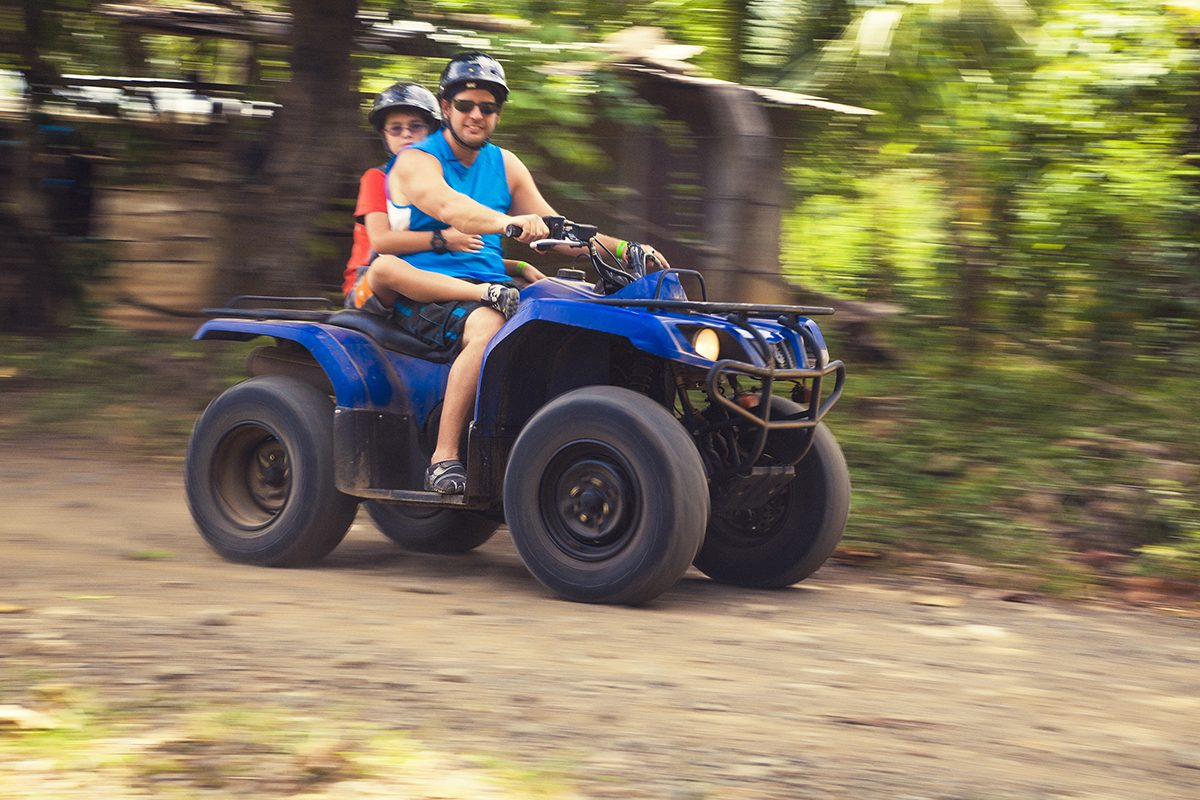 ATV Adventures in Cancun