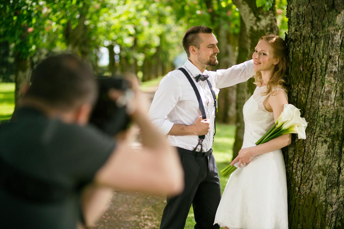 Captured on Camera: Wedding Videos