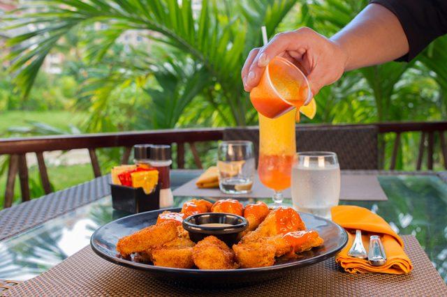 Wings at Villa del Palmar Cancun