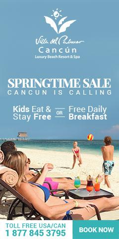 Springtime Sale Cancún