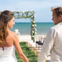 Symbolic and Religious Wedding Ceremonies in Cancun
