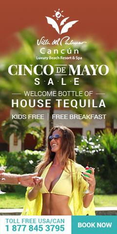 Cinco de Mayo Sale Cancún