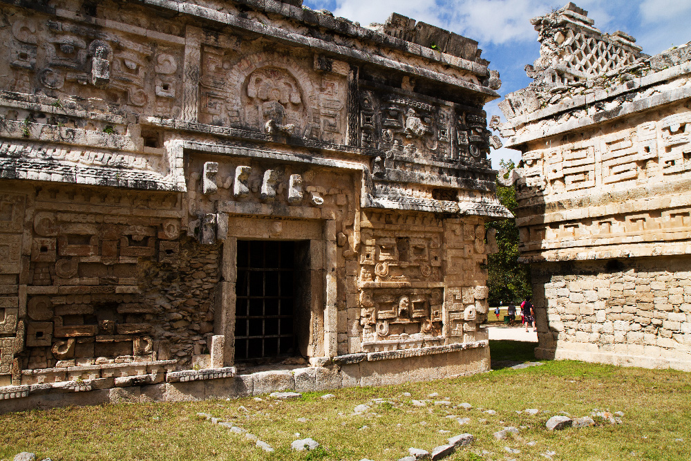 Structures you can see on a tour to Chichén Itzá