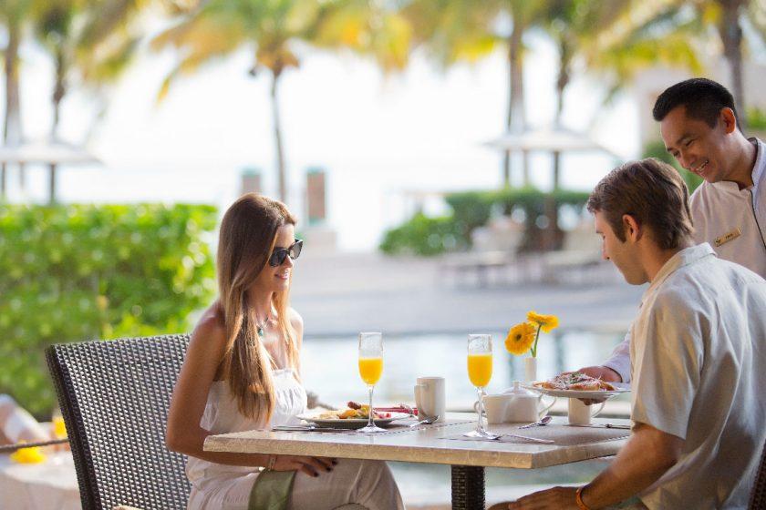 The Restaurants at Villa del Palmar Cancun