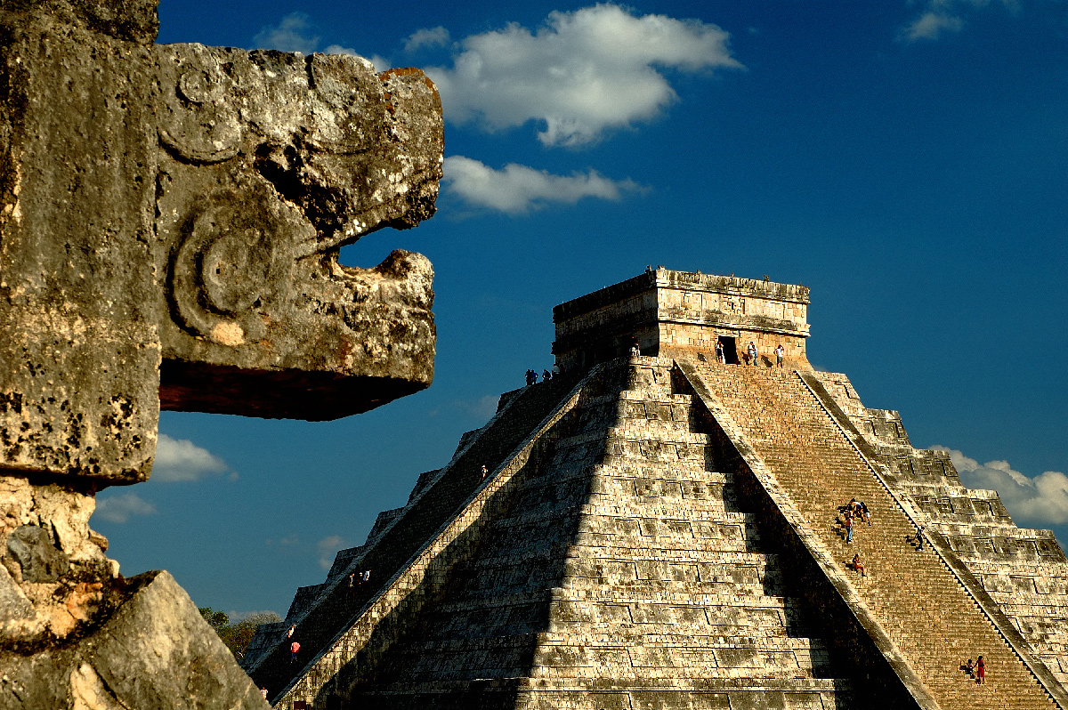 Tours to Chichen Itza from Cancun