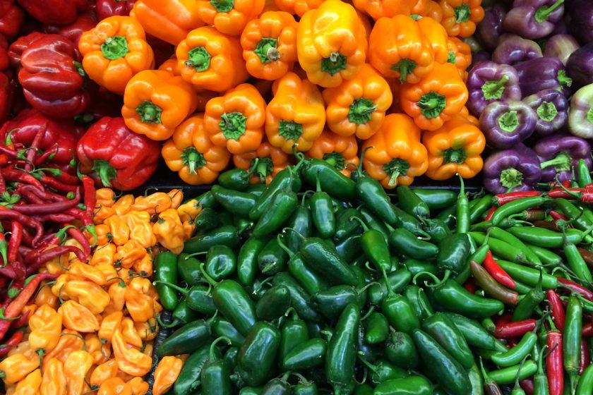 History of Chilies in Mexico