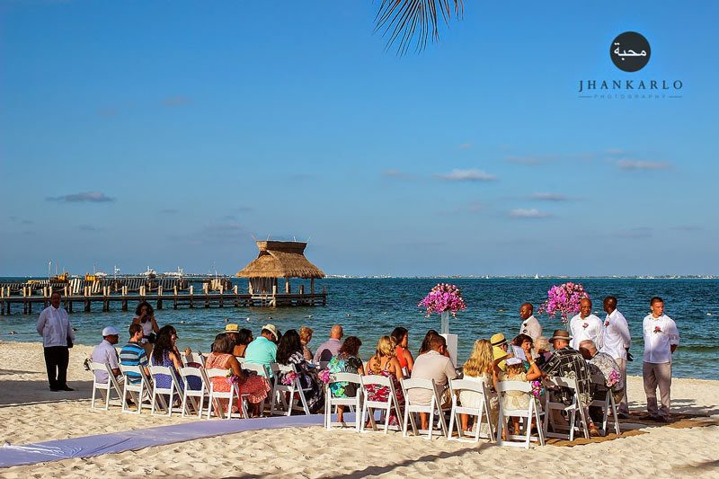 Venues for Cancun Weddings