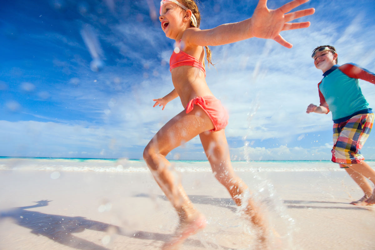 What do your Kids Really Want on Vacation?