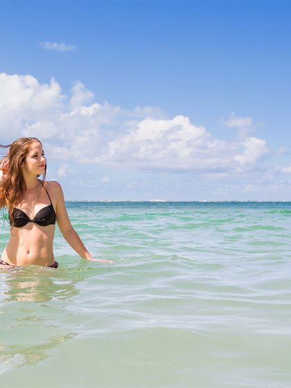 Why Swimming in the Sea is Good for You