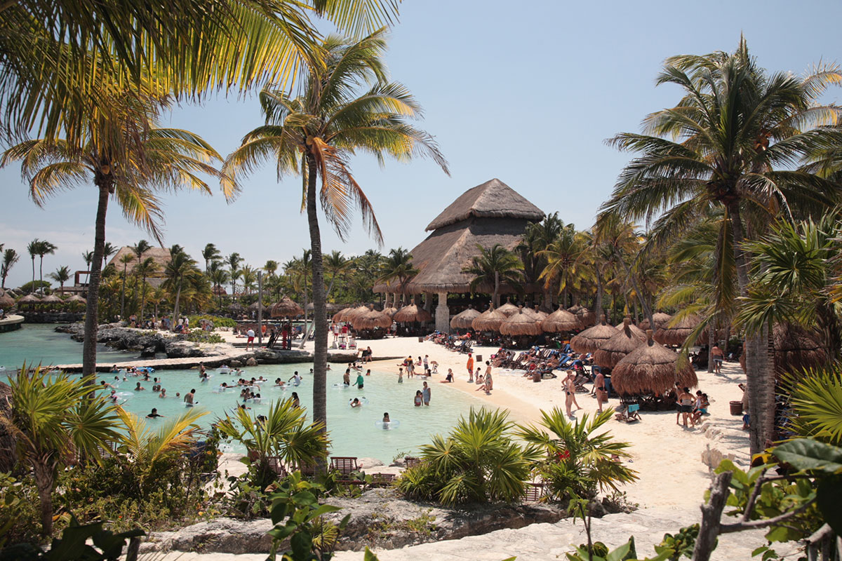 Eco and Adventure Parks Around Cancun