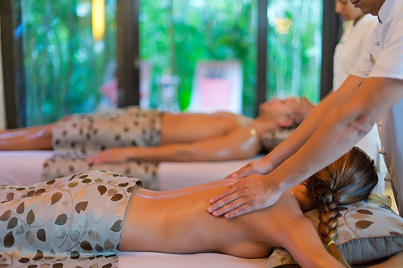 Couples Spa Service